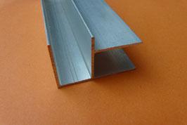 Eck - Profil für 16mm Platten