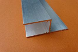 h - Profil für 16mm Platten