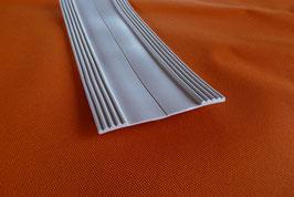 Rippenunterlegband Grau 80mm Breit