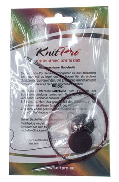 """""""Knit-Pro"""" Seile in den Längen 20 bis 150 mm"""