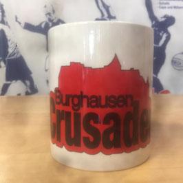 Crusaders Kaffe Tasse