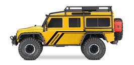 Defender Striping 2.0 Special Edition Yellow