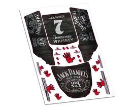 Element Rc Gatekeeper Jack Daniels decalset