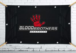 Bloodbrothers Mancave Banner - Large