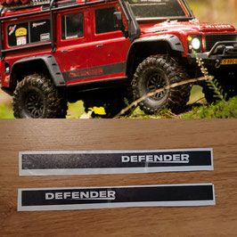TRX-4 Defender Striping