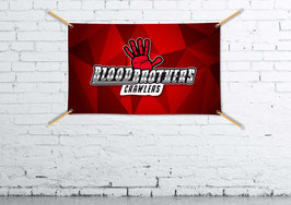 Bloodbrothers Crawler mancave banner - small