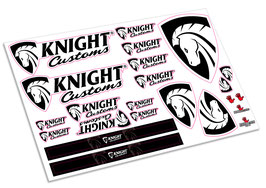 Assorti Knight Custom decalset