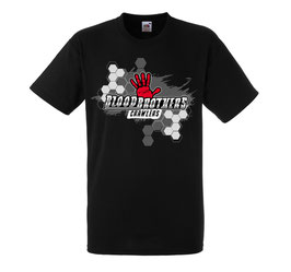 Bloodbrothers Crawlers T-shirt Black