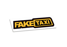 Fake Taxi Bumper sticker