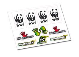 BRX01 WWF Decalset