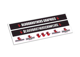 Bloodbrothers window banners