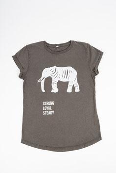 Dosha Multipack - jeweils ein Kolibri -, Tiger -, Elefanten - Shirt zum Einführungsangebot