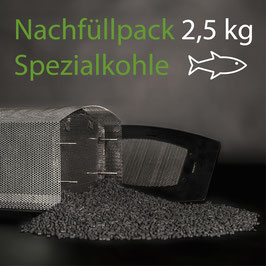 Nachfüllpack Spezialkohle 2,5 kg - 1004760
