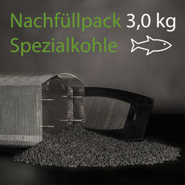 Nachfüllpack Spezialkohle 3,0 kg - 1005586