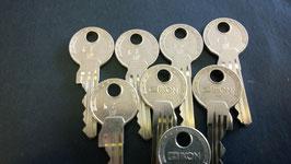 K2 Schlüssel IKON (Handwerkerschlüssel)