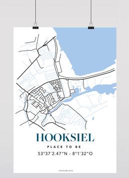 MAP HOOKSIEL