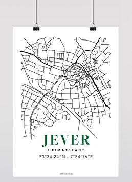 MAP JEVER