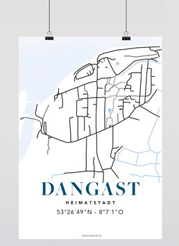 MAP DANGAST