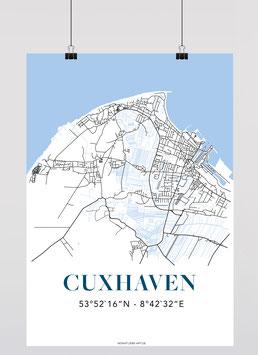 MAP CUXHAVEN