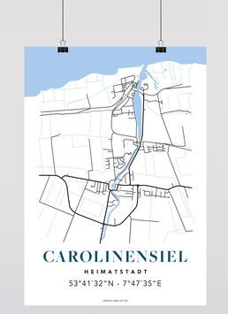MAP CAROLINENSIEL