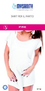Shirt per il parto