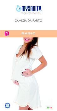 Camicia da parto