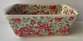 Pasteibakje (cakevormpje) roosjes met groen
