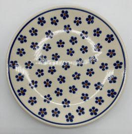 Gebaksbord met fijn bloemetje