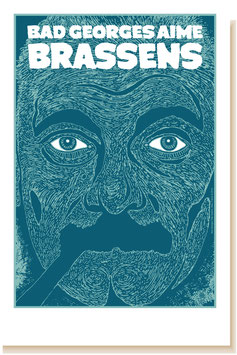 BAD GEORGES AIME BRASSENS