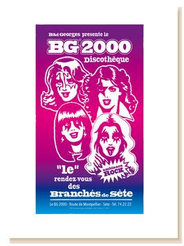 BG 2000 DISCOTHÈQUE 1979