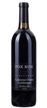 Fox Run Vineyards Cabernet Franc Lemberger 2010