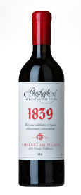 Brotherhood 1839 Cabernet Sauvignon 2011