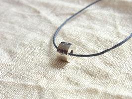 MINDSHIFT - Kette mit handgeschmiedetem Gravur Silverbead - aus 925 Silber