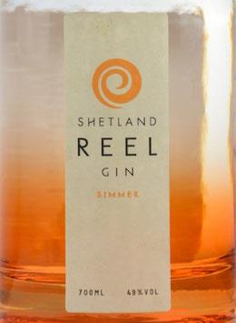 Shetland Reel Gin Simmer