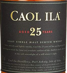 CAOL ILA 25 y.
