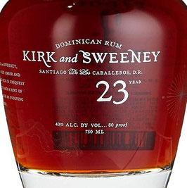Kirk and Sweeney 23 y.