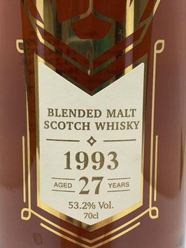 1993 Edrington Blended Malt 27 y.