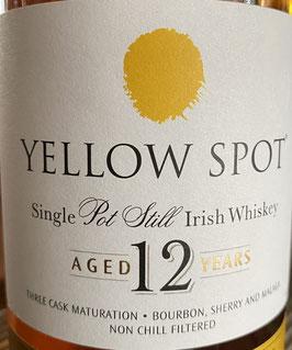 Yellow Spot 12 y.