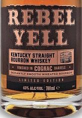 Rebel Yell - Cognac Cask