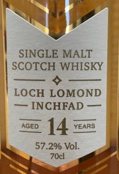 Loch Lomond Inchfad 14y. (57.2%)