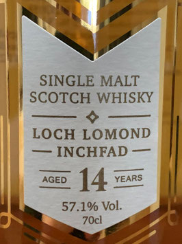 Loch Lomond Inchfad 14y. (57.1%)