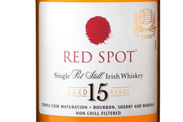 Red Spot 15 y.