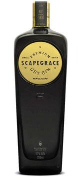 Scapegrace Gold, Premium Dry Gin