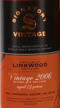 Linkwood Vintage 2006 Oak Cask 13y.