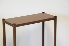 Deckel / Bodenblech für Kaminholzregal STAB / STAB PLAN