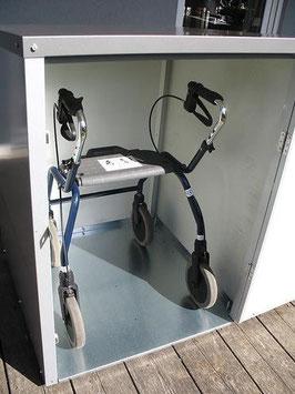 Rollatorbox XL / Rollatorgarage XL
