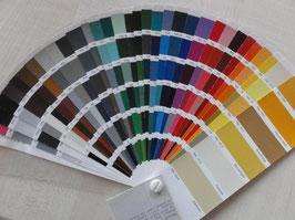 Farbzuschlag lt. RAL-Karte