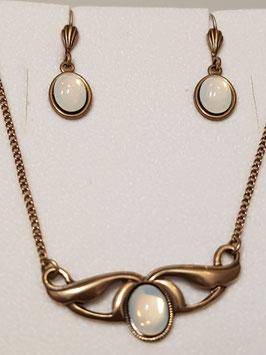 Halskette / Ohrringe-Set  (Nr. 10)
