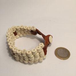 Armband, Straussenei