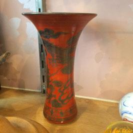 """Drachen""-Vase"
